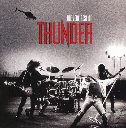THUNDER - THE VERY BEST OF THUNDER (3 CD BOX) (2009)