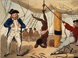 Краткая история американской работорговли с картинками и фотографиями